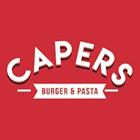 Capers Burger and Pasta