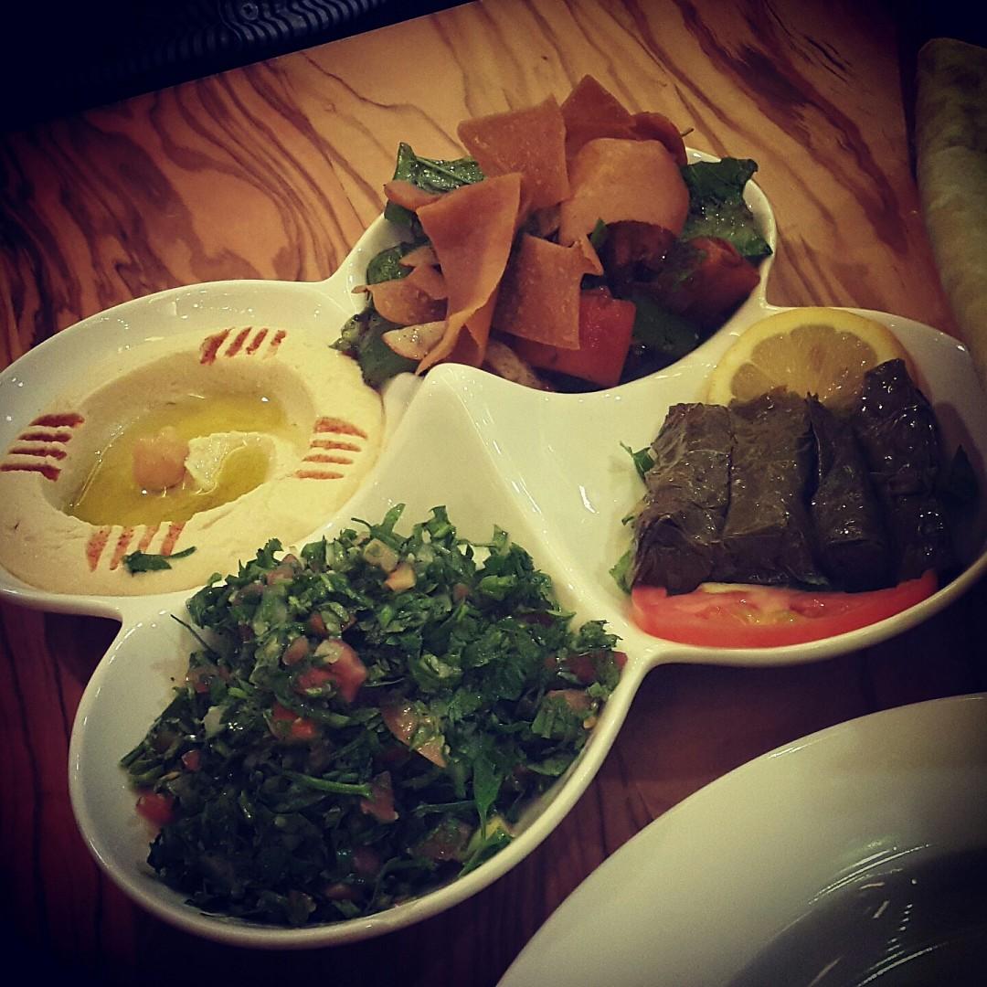 Mix maza @ Zayt Zaytoon - Bahrain
