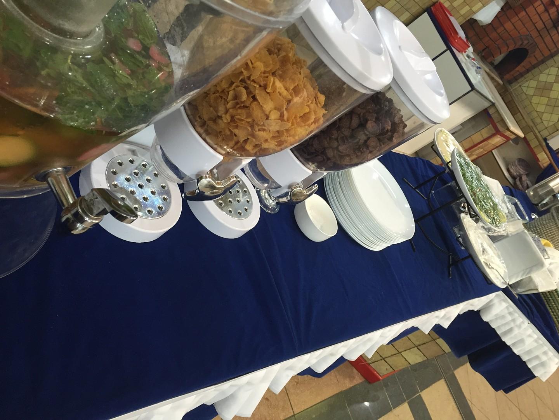#breakfast #Buffet @ Douven Pastries - Bahrain
