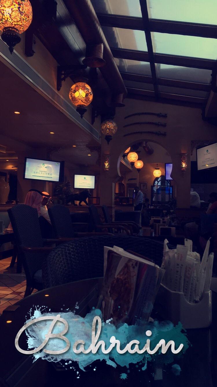 قهوة البنديرة مجمع العالي @ Al Bindaira Cafe - Bahrain