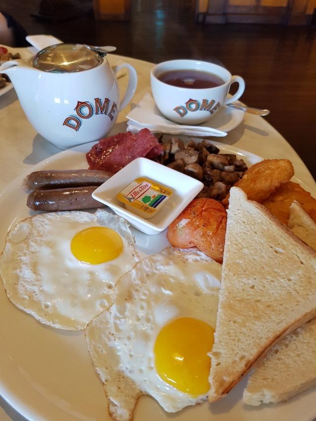 english big breakfast