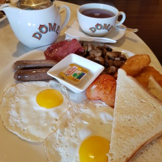 english big breakfast