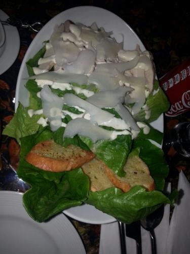 ceaser salad @ Passion Restaurant & Cafe - Bahrain