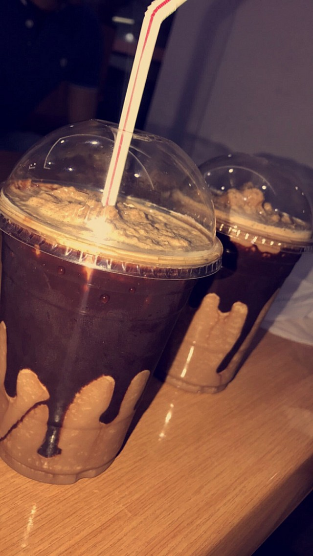 #Mocha Coffee
