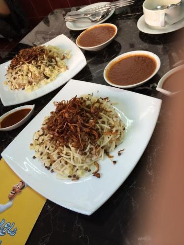koshari @ Lamaison Du Cafe - Bahrain