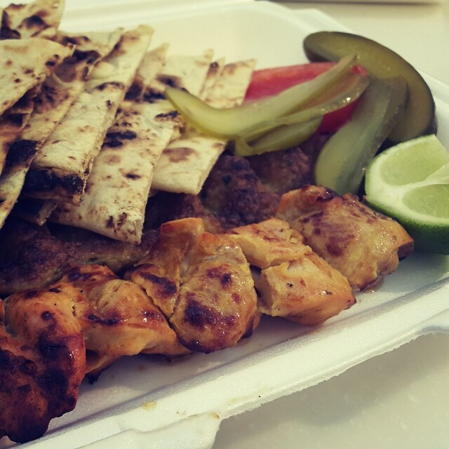 Chiken grill  @ Isfahani - Bahrain