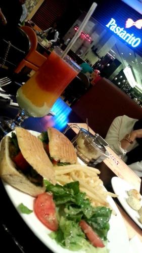 sandwich @ Pastarito - Bahrain