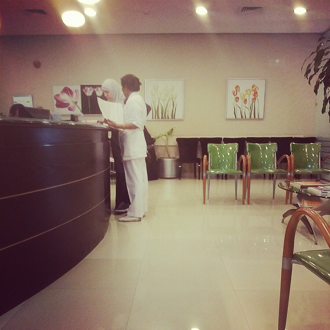Another appointment @ Al Kindi Specialised Hospital - Bahrain