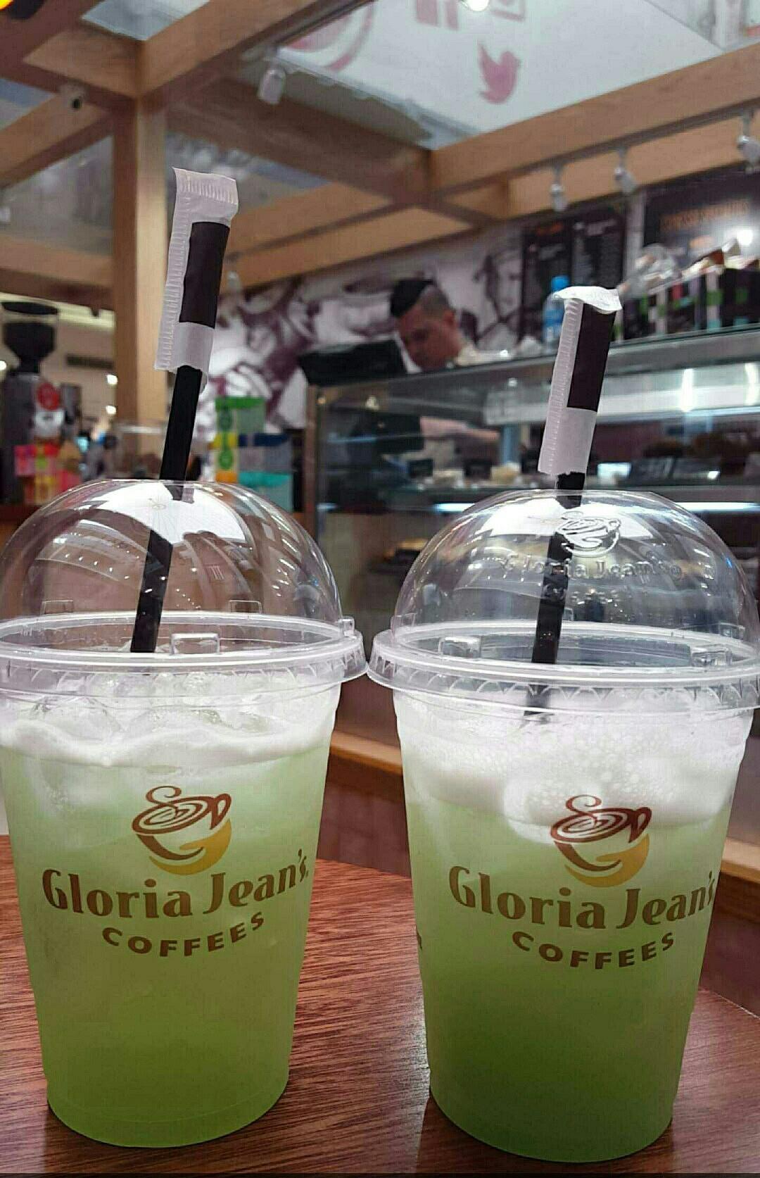 الحمد لله على تمام النعم @ Gloria Jean's Coffees - Bahrain