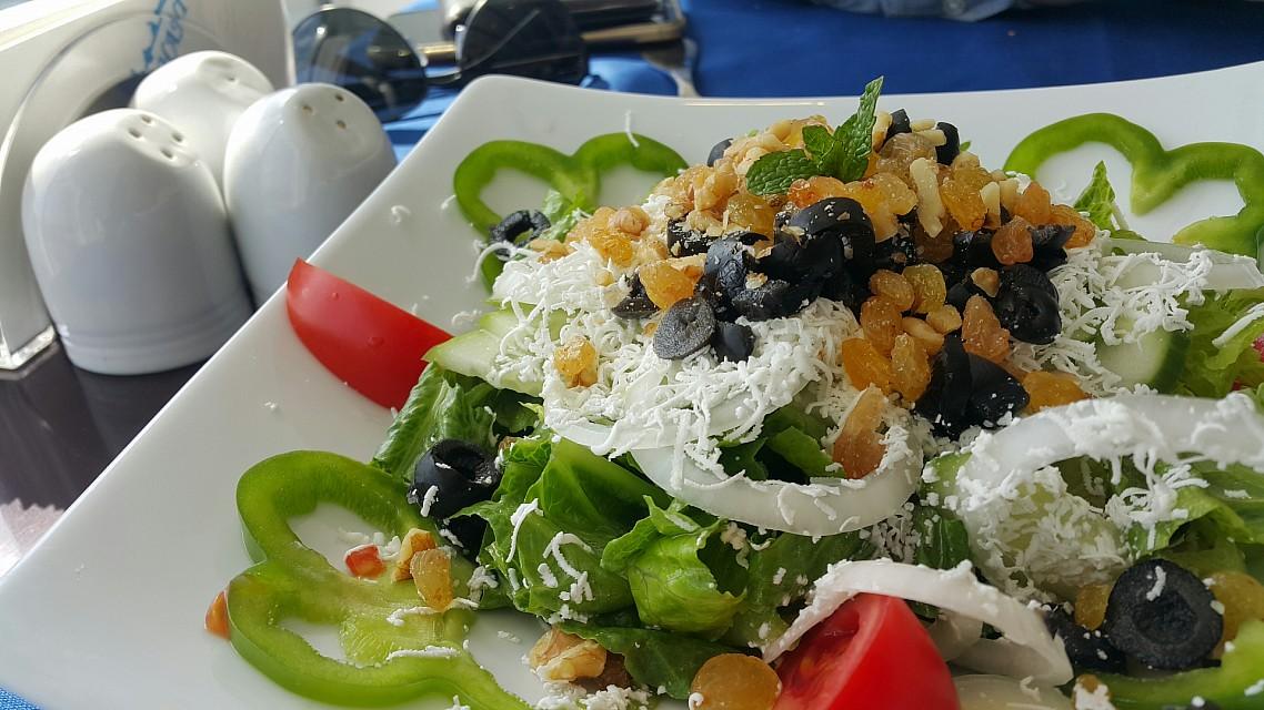 Tabrizi salad