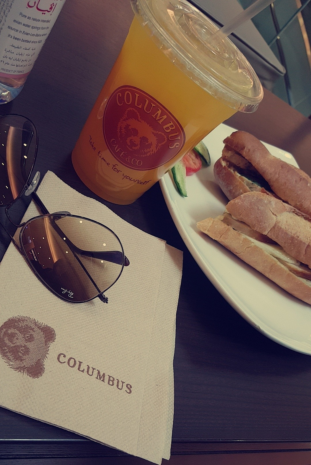 ♡ @ Columbus Cafe - Bahrain