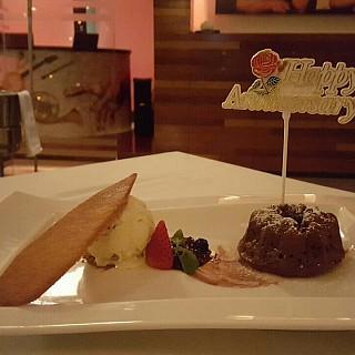 #dessert #sweet #lava #cake