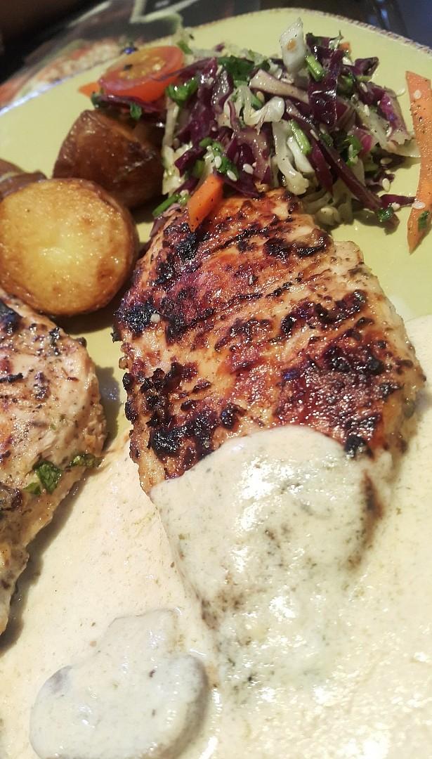 Today's lunch 😅 @ الابراج - البحرين
