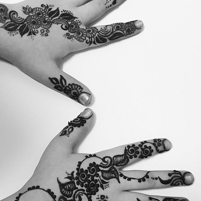 Henna for kids 😍