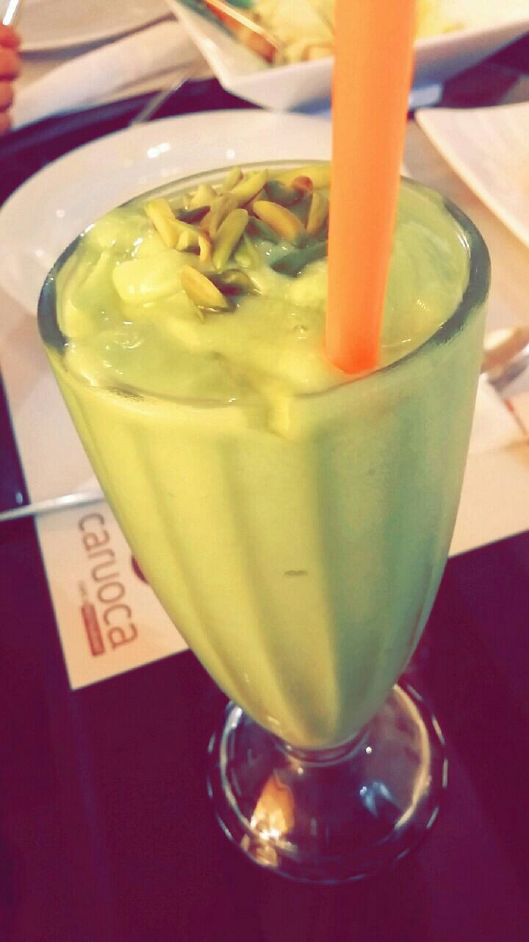 ��� @ Caruoca Cafe & Resturant - Bahrain