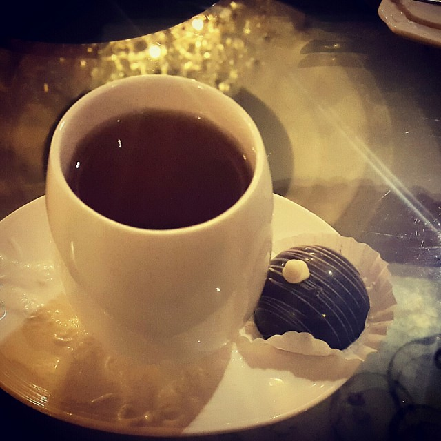 My fav green tea with mint