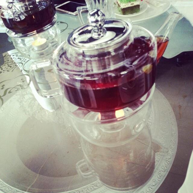Tea club Iraqi tea @ Tea Club - Bahrain