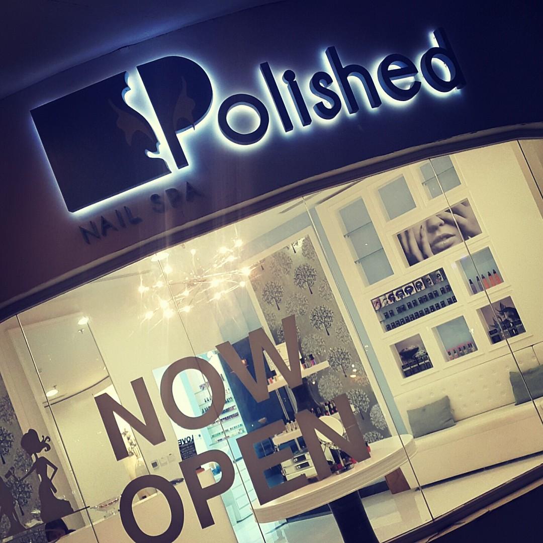 💅 @ Polished Nail Spa - Bahrain