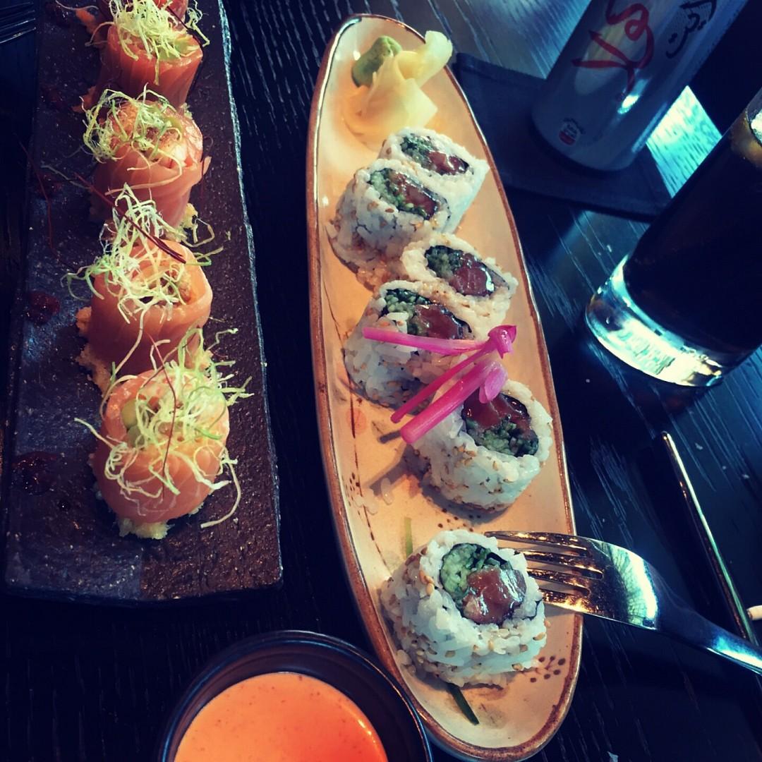 Sushi time @ Ramee Grand Hotel & Spa - Bahrain