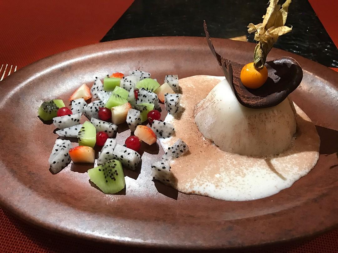 Vanilla mon chi @ Keizo Restaurant - Bahrain
