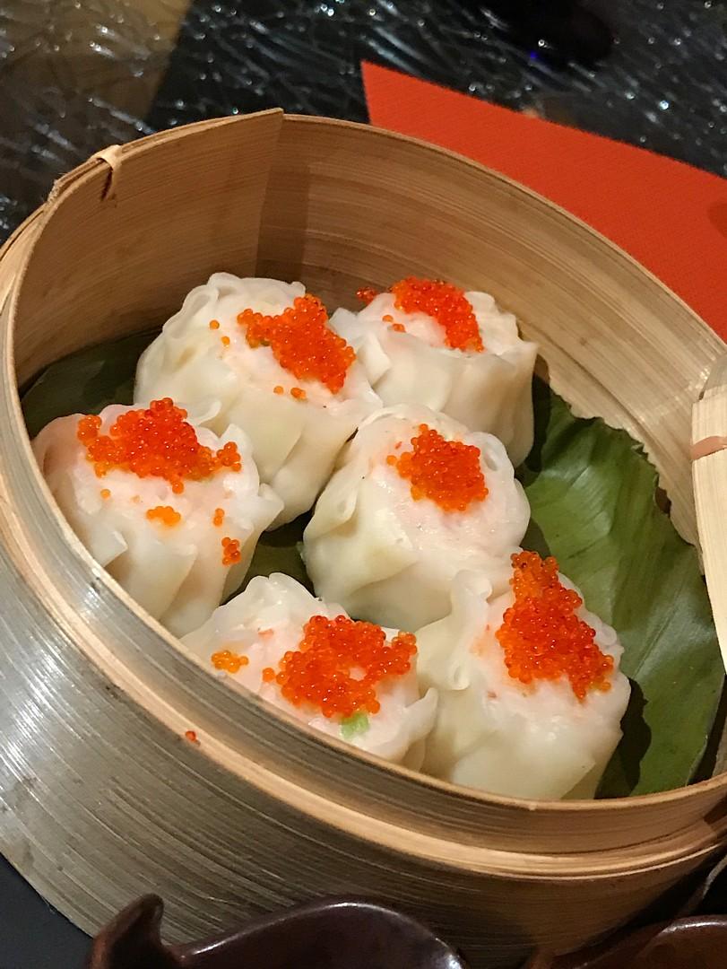 Shrimp dim sum 😋 soooo good @ Keizo Restaurant - Bahrain