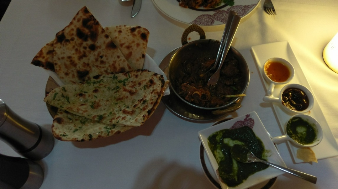 Had a great dinner at rasoi @ ramee grand in seef.