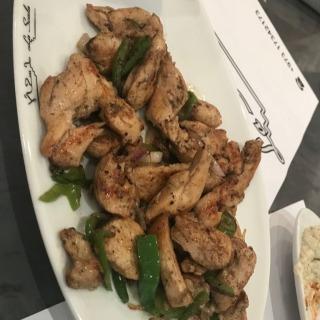 فاهيتا الدجاج من مطعم لاسكالا