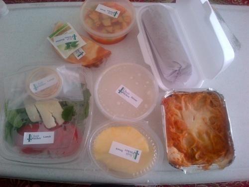 وجبات ليوم واحد @ Health Watchers - Bahrain