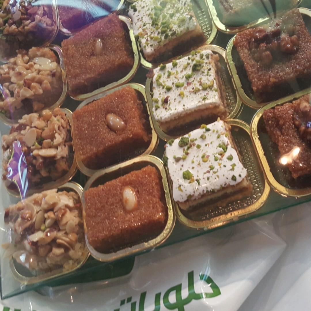 #sweets @ Saadeddin Pastry - Bahrain
