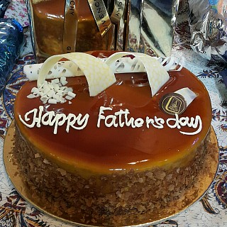 Happy father's day ❤ #cake