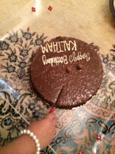 saaduddin cake @ Saadeddin Pastry - Bahrain