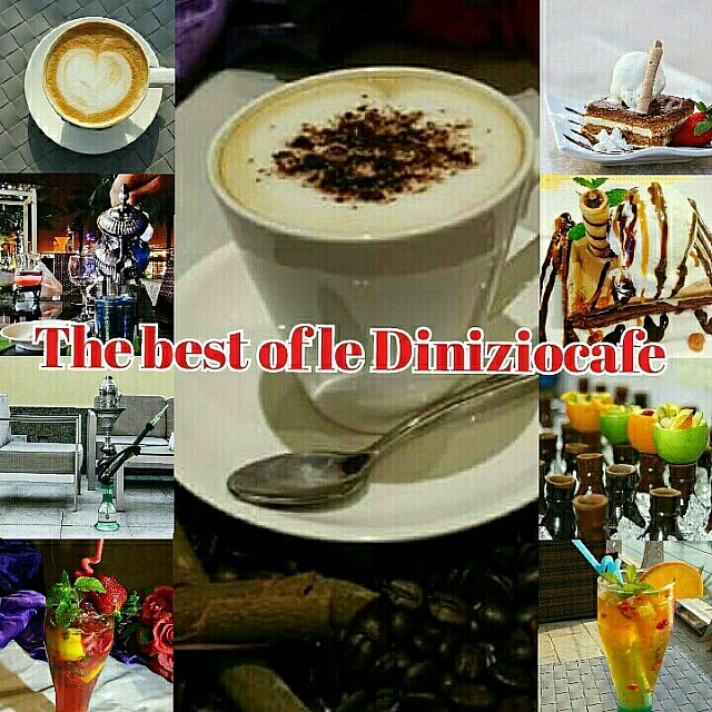 Best coffees and juice
