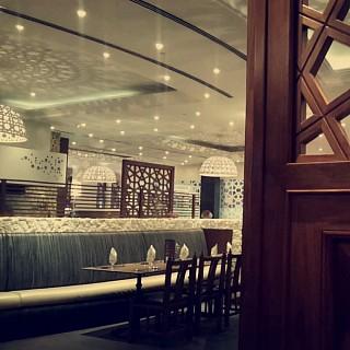 مطعم راقي 👌 يقدم بوفيه للاكلات الشعبية 🍜🍚🍛🍲🍡