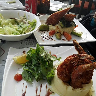 #Shrimp #lunch