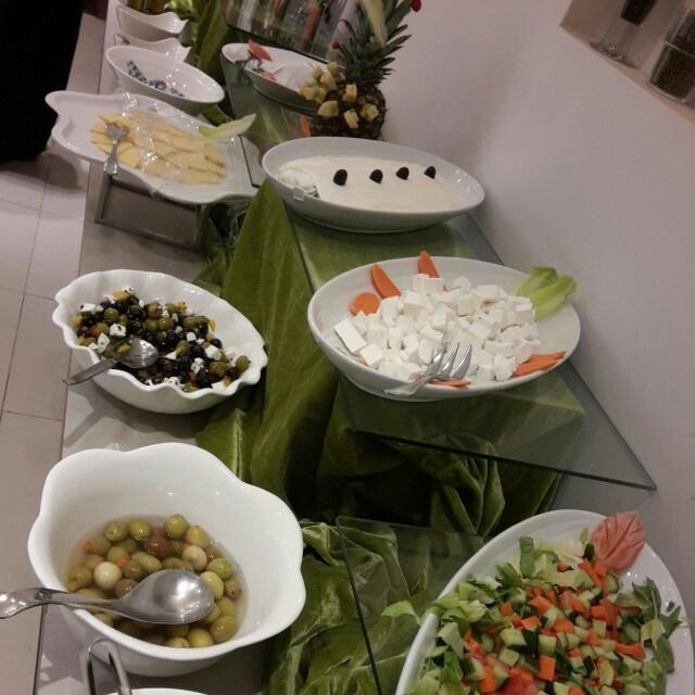 Cheeses & Salads
