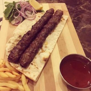Yummy kabab