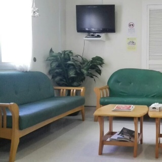 Waiting Room, Dental Section