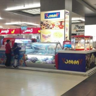 in Bahrain mall