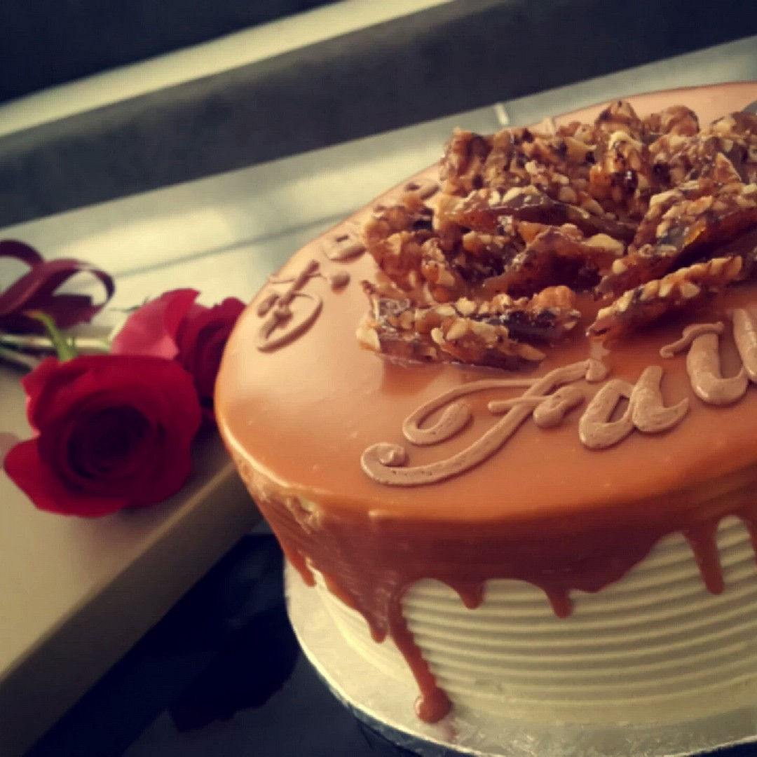 Happy #father day #cake @ Cake Boutique - Bahrain