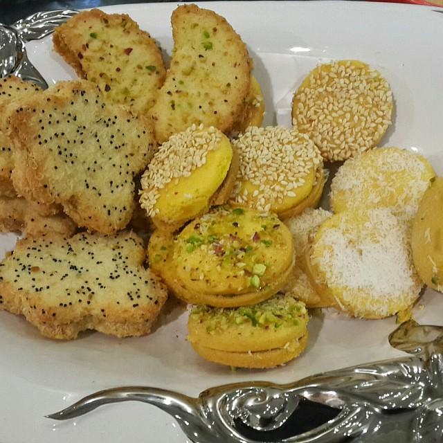Persian Sweets 🍪