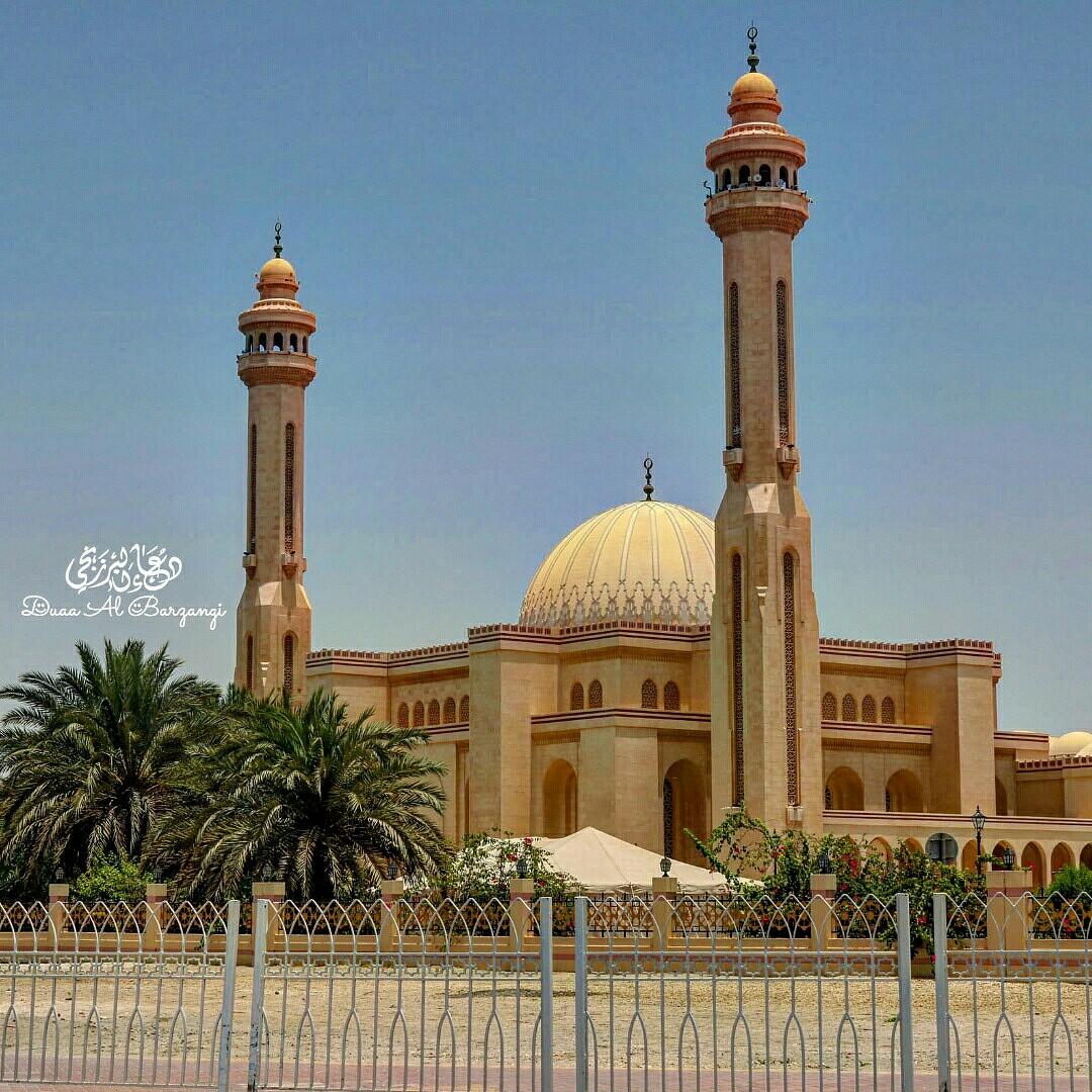 الجمعة الثانية من شهر رمضان المبارك 😊  اللَّهمَّ صلِّ وسلِّم وبارك على النَّبي الأمِّي ، سَيِّدِنا محمد المختار، وعلى آلِهِ الأطهار، وأصحابه الأخيار @ جامع الفاتح - البحرين