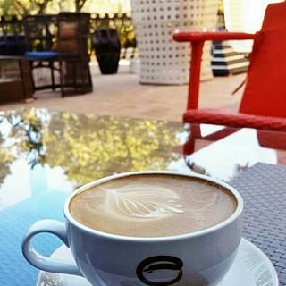 على هالجو الكوفي خيالي #كوفي #coffee