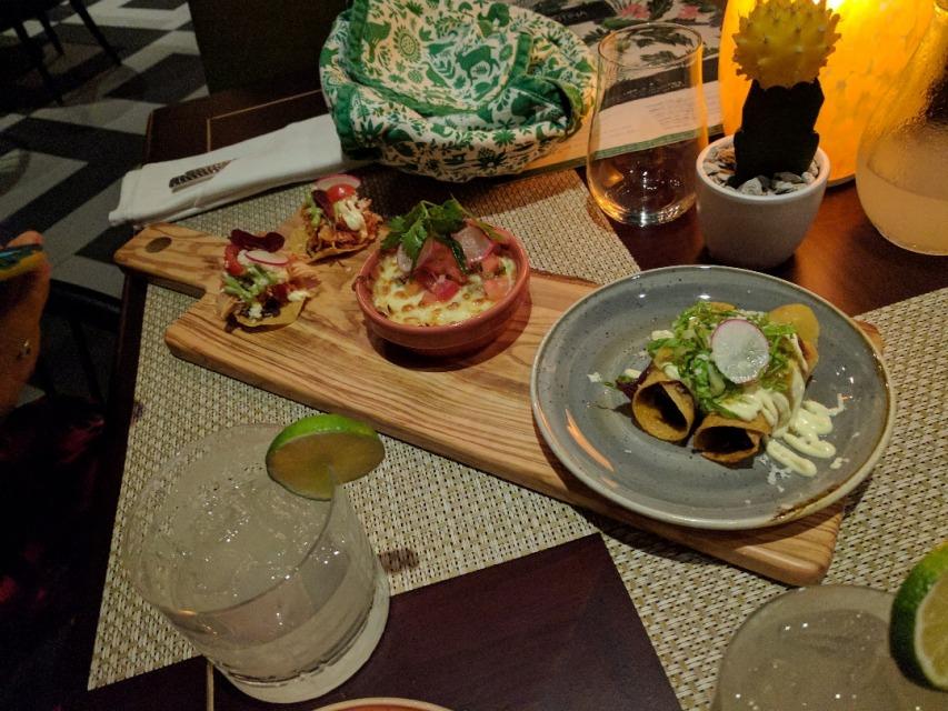 Cantina Kahlo Mexican restaurant