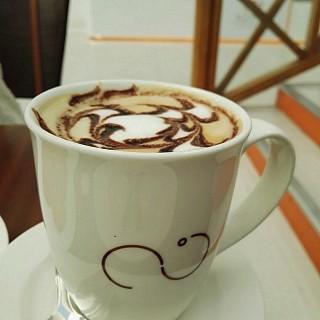 Coffee huzelnut-Naseef Cafe