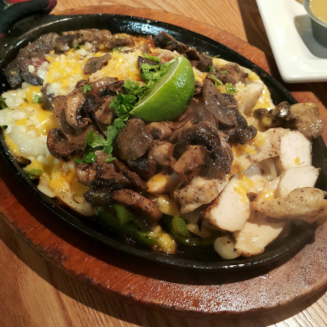 Mix fajita @ Chili's - Bahrain