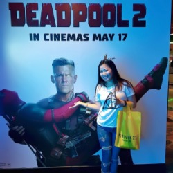 Deadpool is the funny hero ever! �😂