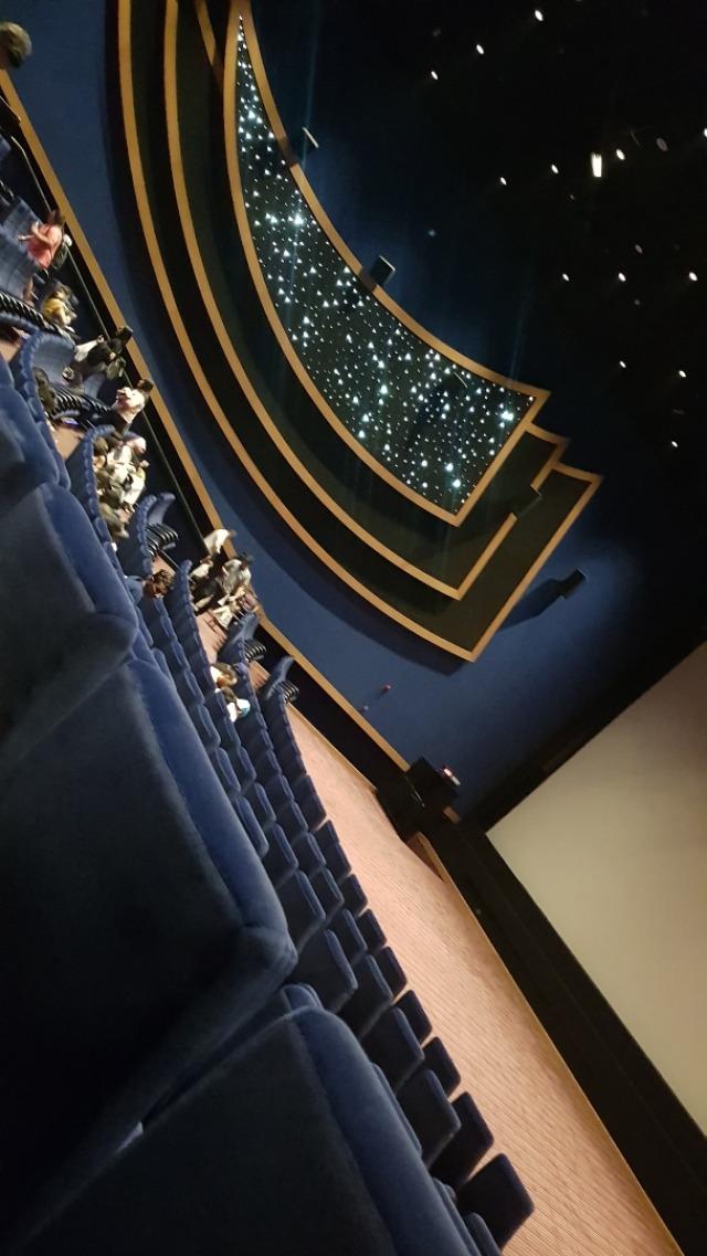 cinema 1, atmos 👌