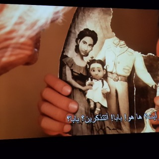 Mama #coco remember her father 😍  #coco is an animated movie with a very nice story