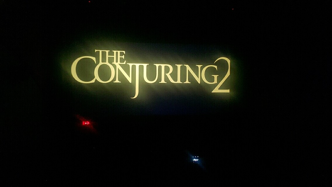 The Conjuring 2 👻💀 #horror#movie