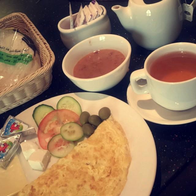 #Boudl orintal #breakfast